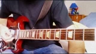 Guitar cover Triceratops - Matmatah