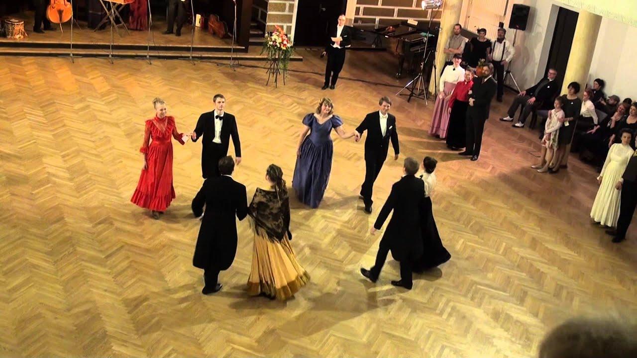 00697 Folkloras mūzikas un deju kopas DANDARI 35 g.jubilejas balle.Veci ļauži, jauni ļauži un Ekusej