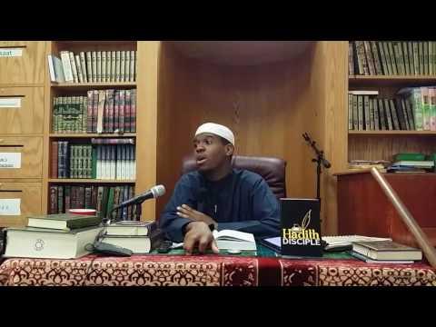 hadith disciple