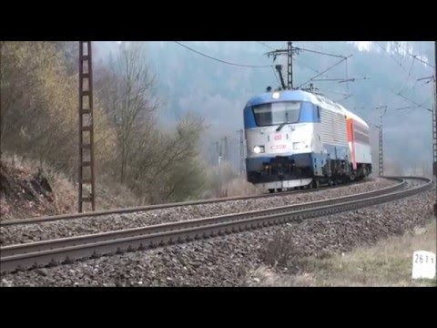 Vlaky u Bezpráví | FULL HD