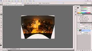 Shifting from Photoshop CS5 to CS6 - The Adaptive Wide Angle