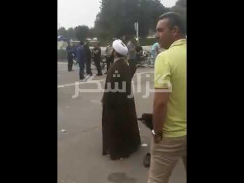چند روحانی از تهران برای گفتگو و حل مشکلات کارگران نیشکر هفت تپه آمدهاند