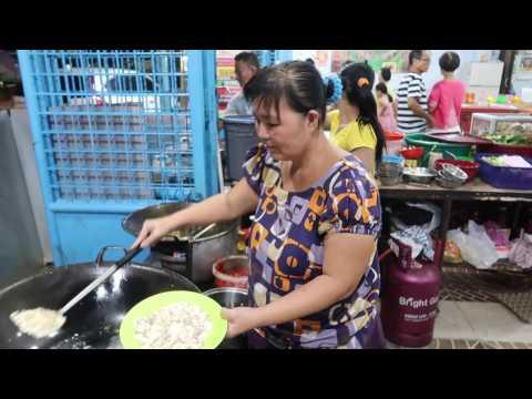 Kepiting saos Padang Super ENAK Legendaris kuliner Medan Johor