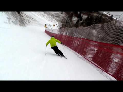 Ski carving - Carving skiing - Atomic Ski - Ski Lagorai Passo Brocon  - Castello Tesino