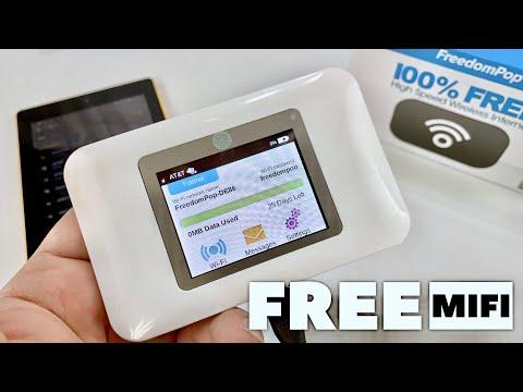 Free Data And Cheap Netgear MiFi Hotspot From FreedomPop