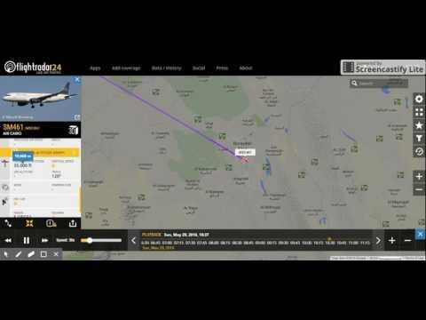 SM641 Flight from Burg EL-Arab Airport to Riyadh International Airport by Flightradar24
