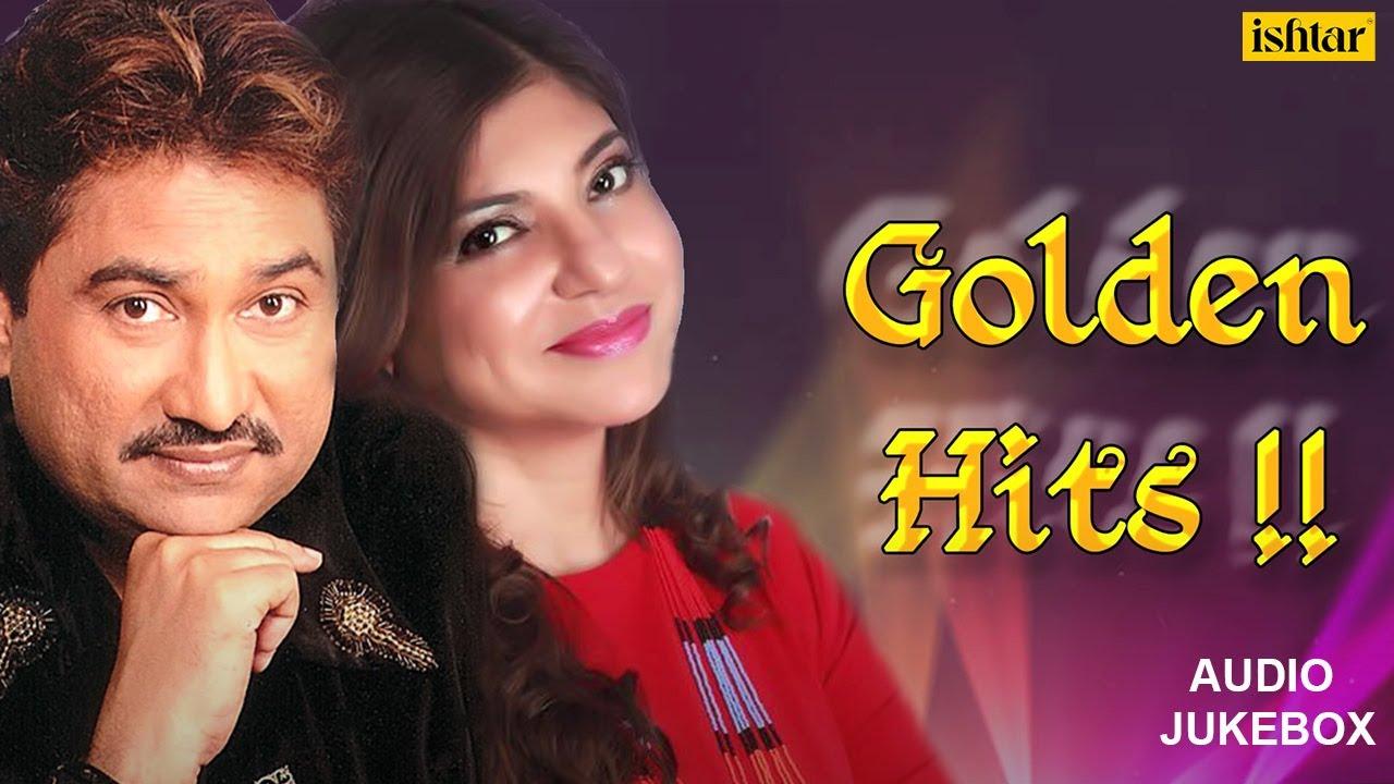 Kumar Sanu & Alka Yagnik Golden Hits : 90's Bollywood Romantic Songs  Best Hindi Songs  Jukebox