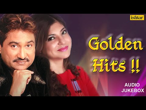 Kumar Sanu & Alka Yagnik - Golden Hits : 90's Bollywood Romantic Songs | Best Hindi Songs | JUKEBOX