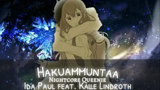 『Nightcore - Hakuammuntaa』