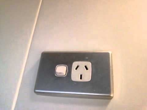 Electrical Outlets in Australia