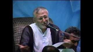 دعا ابوحمزه ثمالی رمضان 1391 | شب پنجم ║ حاج منصور ارضی