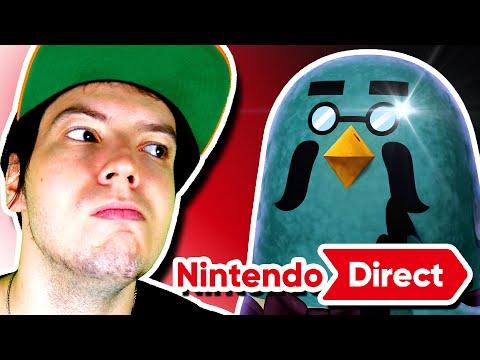 Nintendo Direct mais j'y crois ...