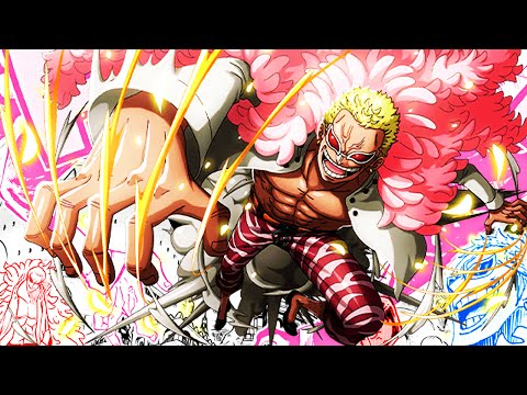 One Piece AMV/ASMV - Donquixote Doflamingo / Satan's Smile ᴴᴰ