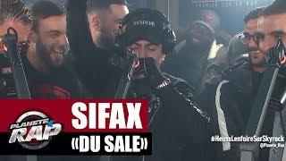 """[Exclu] Sifax """"Du sale"""" #PlanèteRap"""