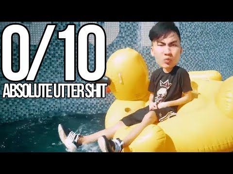 """Literally Everything Wrong With """"Frick The Police"""" by Ricegum (IDubbbz Diss)"""