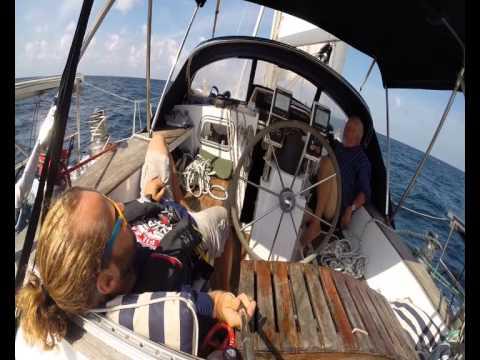 Sailing around the world - part 2