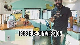 1988 Bus Conversion By Young Filmmakers thumbnail