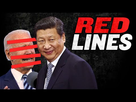 China Draws Red Lines for US | What is the Biden China Policy?