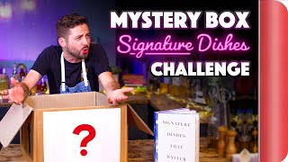 Mystery Box Challenge | Recreating Famous Signature Dishes: Omelette Arnold Bennett