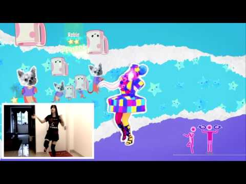 Just Dance 2016 Chiwawa PS Move Gameplay