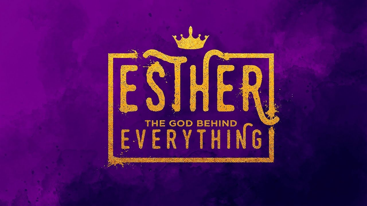 Andrew Itson -Esther, the God behind Everything (Chapter #1) - Robertsdale Church of Christ