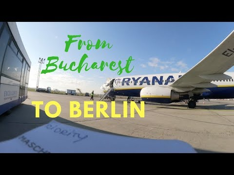 Vlog #69 - from Bucharest to Berlin