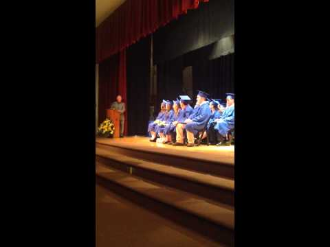 Graduation Day 2015 for Constellation Schools Parma Community High-
