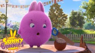 SUNNY BUNNIES - The Hammer Attraction | Season 2 | Cartoons for Children