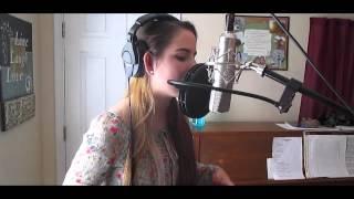 Paramore - Monster (14 yr Anna Cibbarelli & Brian Groot Cover)