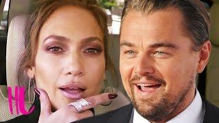 Jennifer Lopez Sexts Leonardo DiCaprio Carpool Karaoke