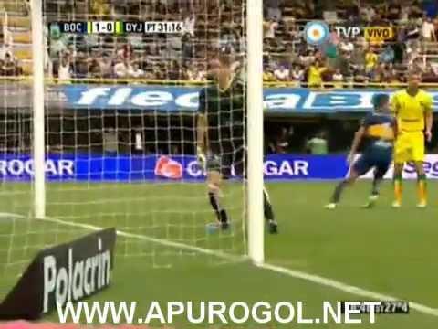 Boca Juniors Vs Defensa Y Justicia 2 1 Primera Division