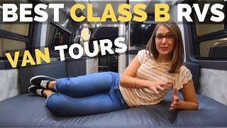 Top Class B RVs for full time RV living | Vanlife 2020 Tampa RV Show