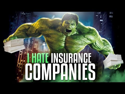 I Hate Insurance Companies (Philosophical MWR Commentary)
