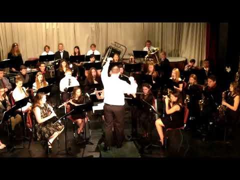 Fairport Harding High School Winter Band Concert - December 13, 2017