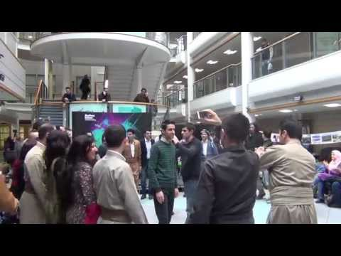 Kurdish celebration at SHU Fest 2015