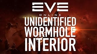 EVE Online - Into an Unidentified Wormhole!