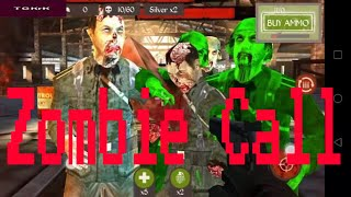 Zombie Call : Trigger Shooter : Level 1 [Android Gameplay]
