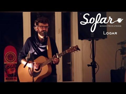Logar - Angeles (Elliott Smith cover)   Sofar Lyon