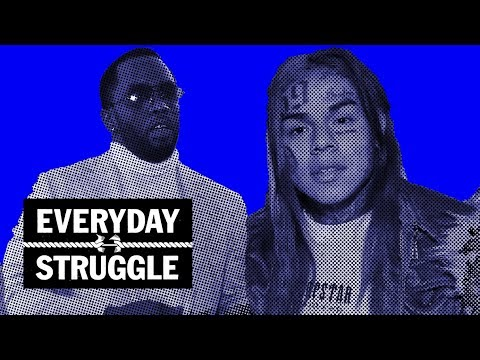 Diddy Crops Out French & Fab, Can Tekashi 69 Last In Music Industry? | Everyday Struggle