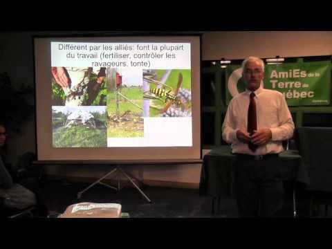 conférence   Permacultiver pour favoriser la biodiversité