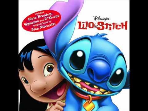 He Mele No Lilo-Lilo and Stitch