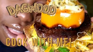 CAN YOU MAKE MY DAGWOOD? | let's  try cooking again yeah? | SOUTH AFRICAN YOUTUBER