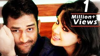 ms dhoni movie actress