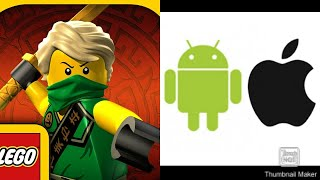 And finally! How to download lego ninjago tournament! Android and iOS !