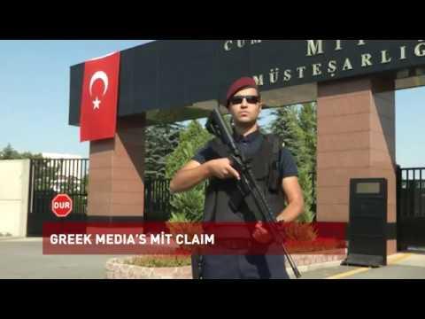 GREEK MEDIA'S MİT CLAIM