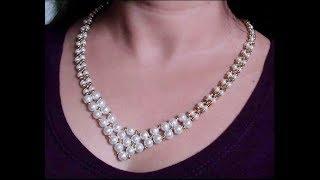 Preston necklace Case chanel pearl the of