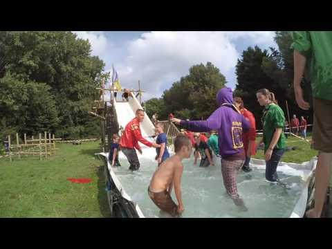 Overvliegen 2016 - Scoutinggroep Ruwaard van Putten Spijkenisse