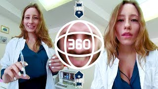 AT THE DENTIST! RolePlay 360 VR Video (#VRKINGS)