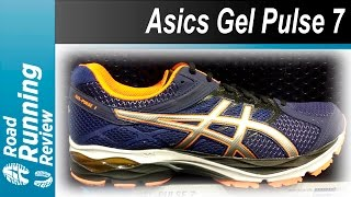 Asics Gel Pulse 7 Review