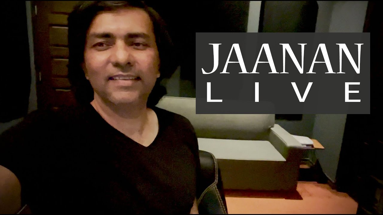Sajjad Ali - Jaanan Live (Minus 1)
